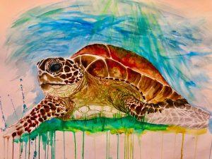 New! Loose Watercolors with Sheri Zanosky