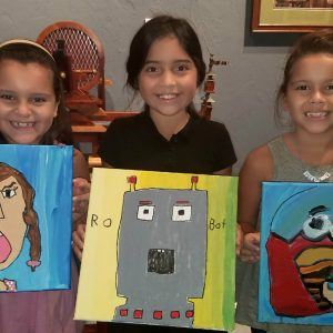 Art Fun 4 Kids with Heather Pastor