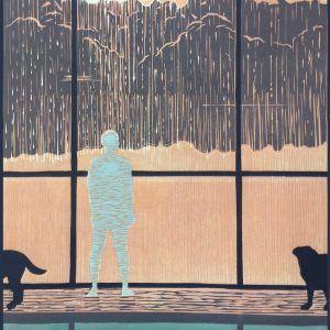 Talk Art! - Jennifer Harper - Relief Print Making