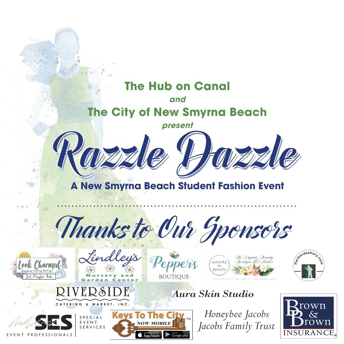 Razzle Dazzle 2019 Sponsors