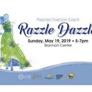 Razzle Dazzle Postcard 1