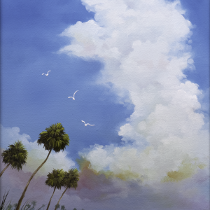 Alla Prima Landscape Painting in Oils with David Brancato