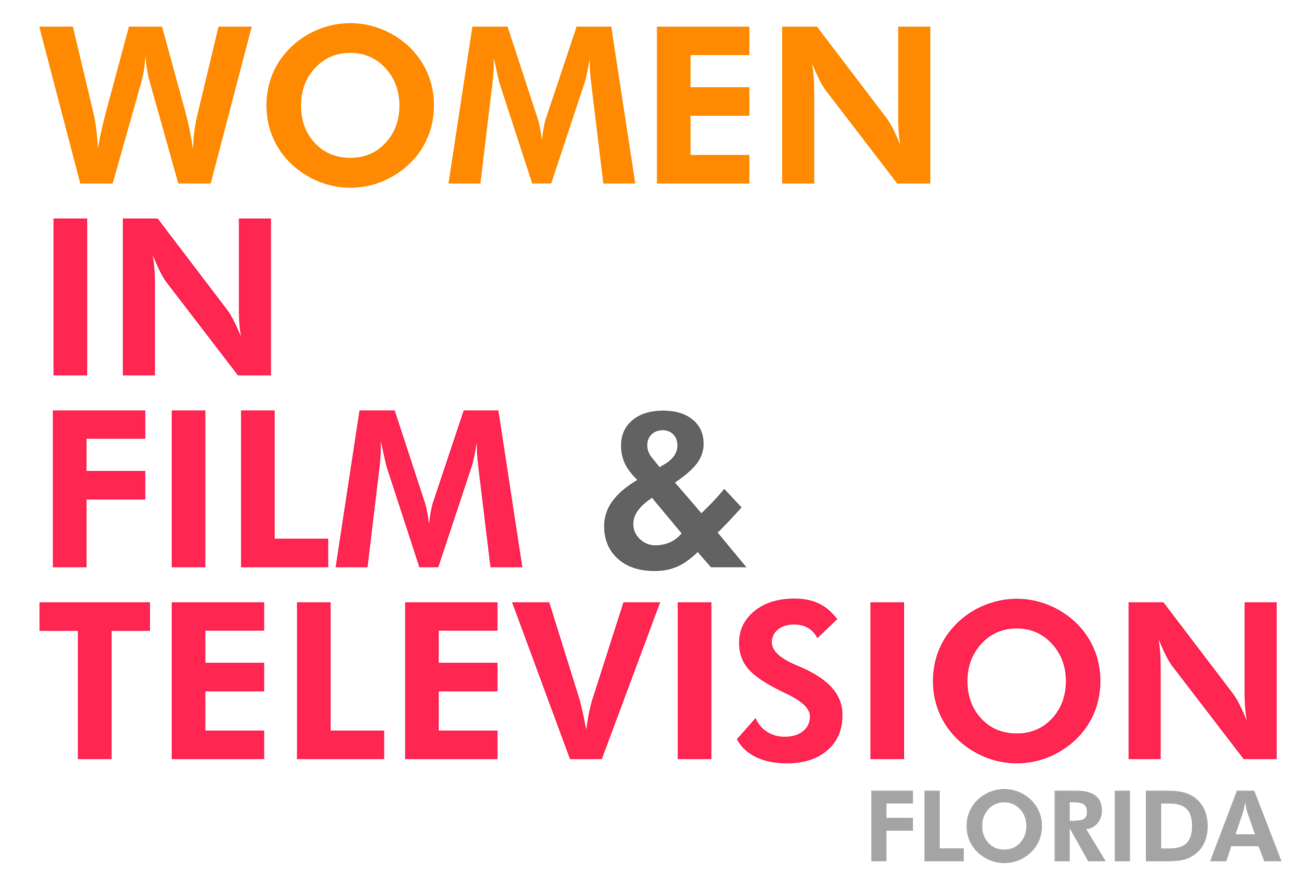 women in Film and Television Florida logo