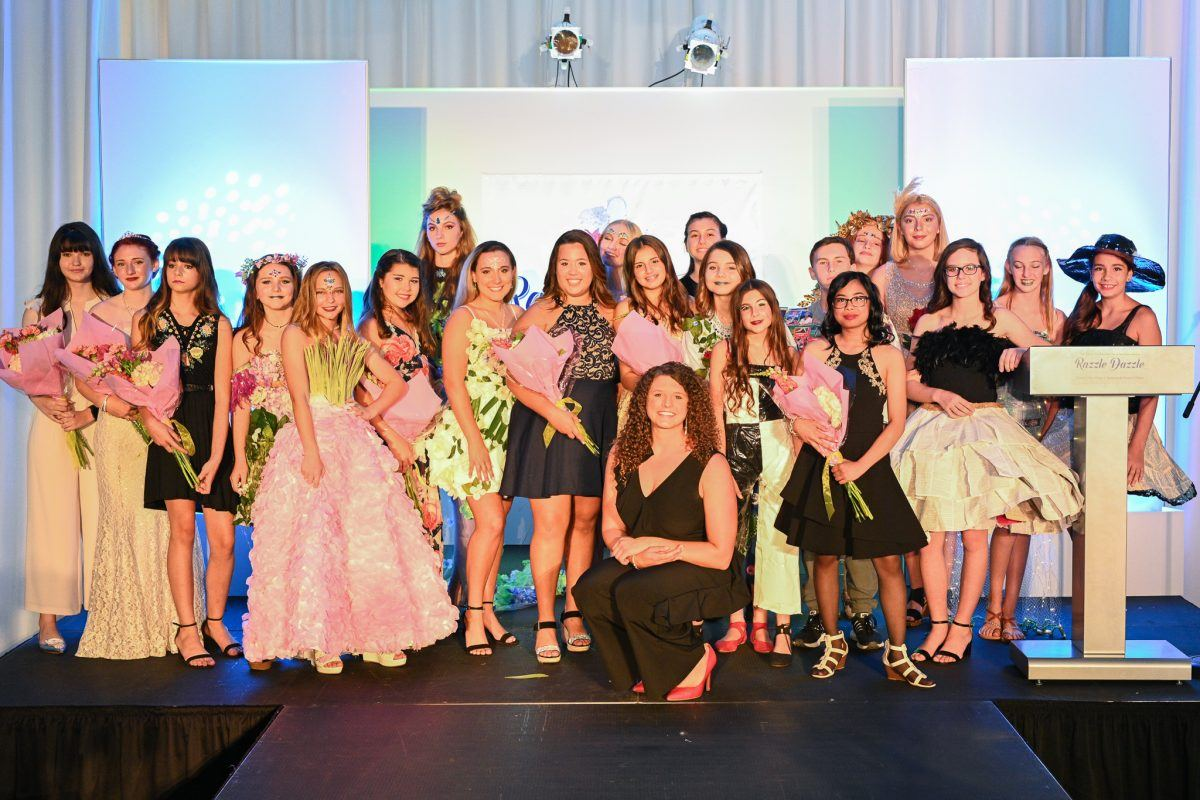 Razzle Dazzle – A New Smyrna Beach Student Fashion Event