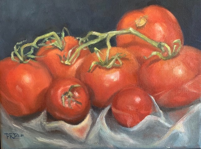 Oil Painting from Life with Pamela Ramey Tatum