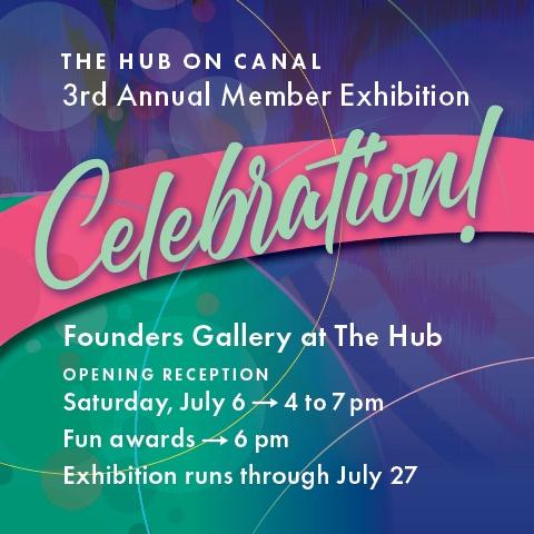Hub members exhibition