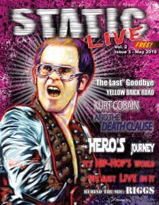 Sheri Zanosky Static Live
