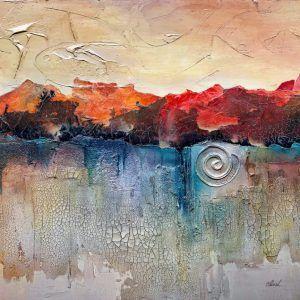 ART EXHIBITION – October – What Lies Beneath – Carolyn Land