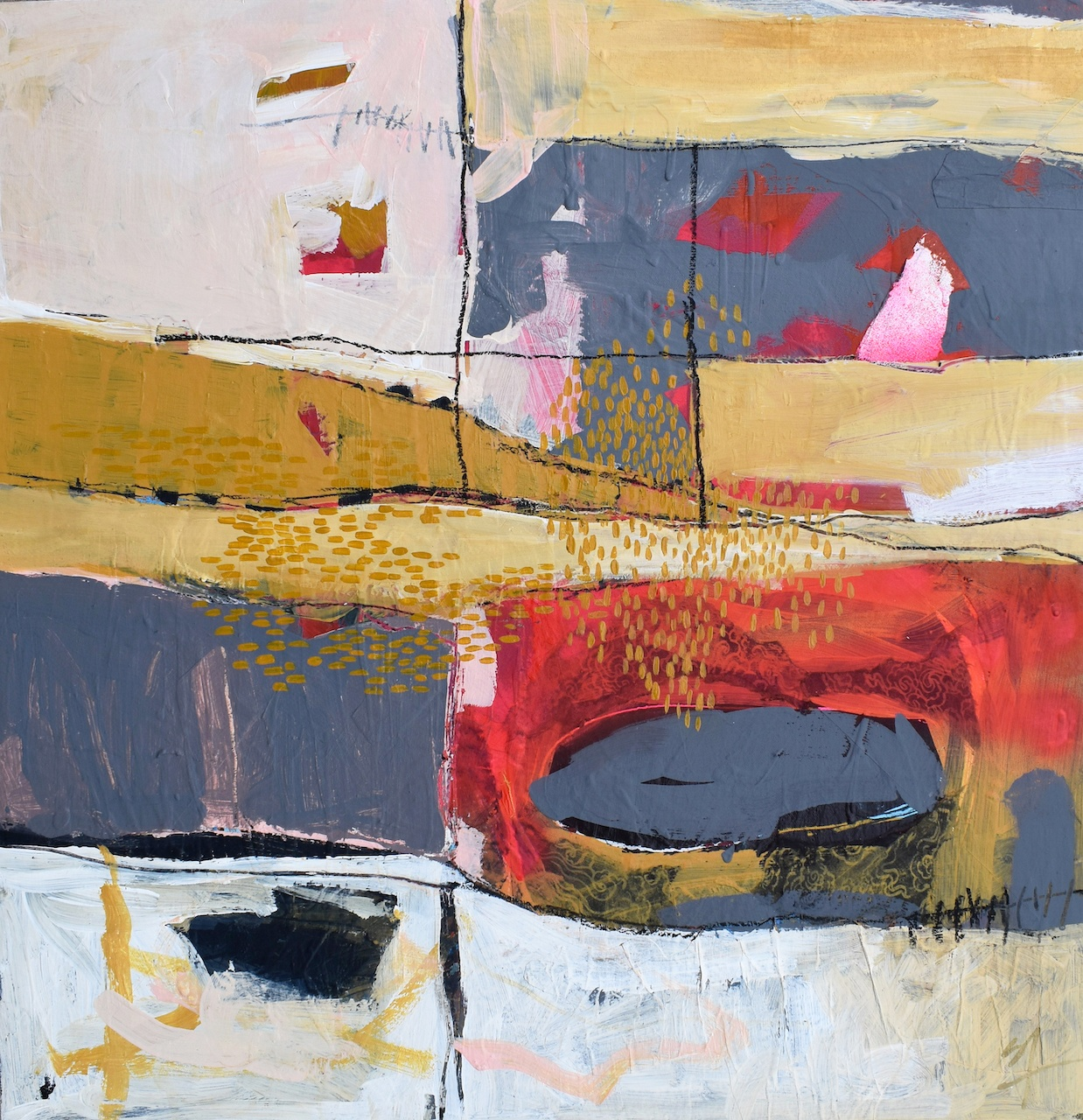 Introduction to Abstraction with Stacey Fletcher