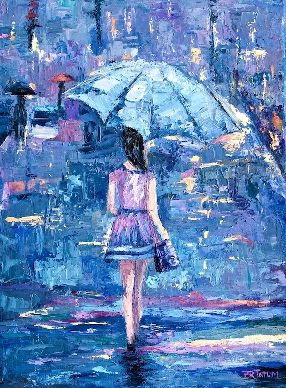 Under my Blue Umbrella 297