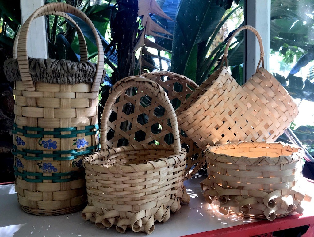Introduction to Basket Weaving with Rita Sulik