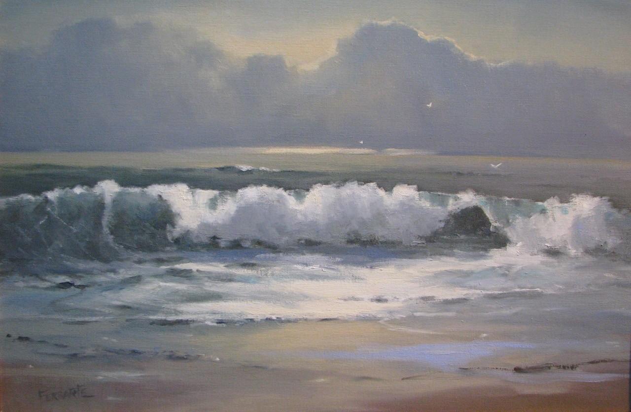 December Talk Art Approaching Storm