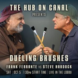 Dueling Brushes post 1