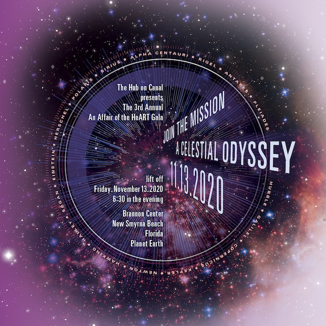 Celestial Odyssey website Nov 13