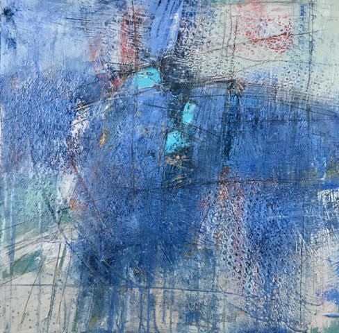 Amy Perrier Blue Coup