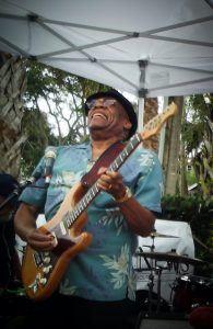 Jazz 'n Blues VII Beautiful Bobby Blackmon & The B3 Band