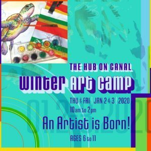 Winter Art Camp 2020