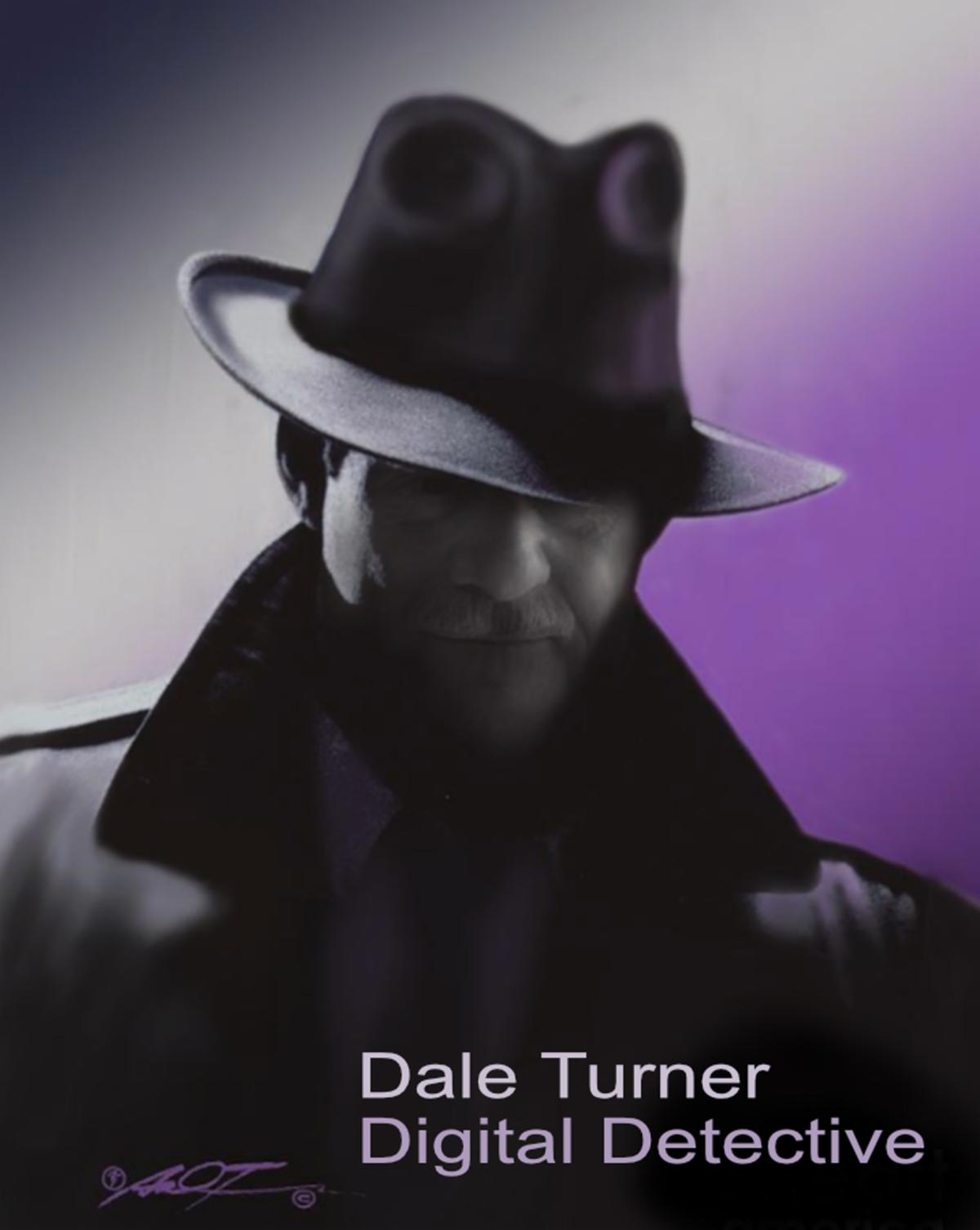 Digital Painting - The Mystery Solved with Dale Turner