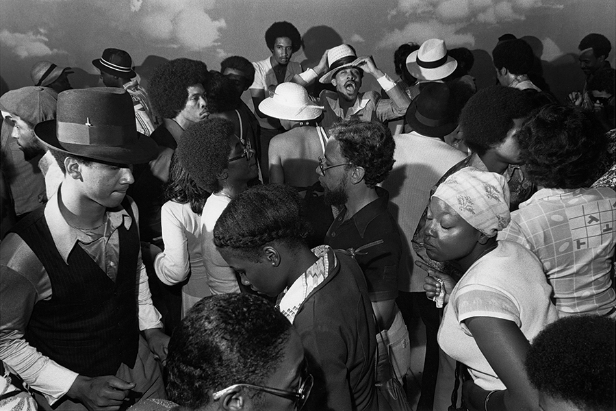 A Moment in Time: 70s Chicago Club Scene—A Photographic Exhibition