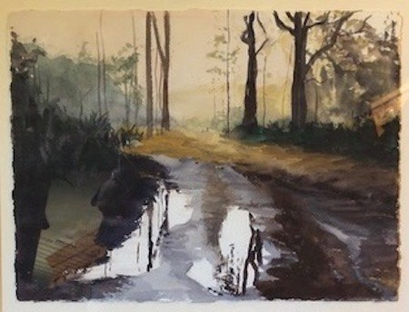 Art Exhibition - March - Sandra Lloyd - Florida Landscapes: A Retrospective