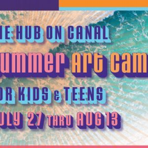 3-week Summer Art Camp 2020 art for web+flyer