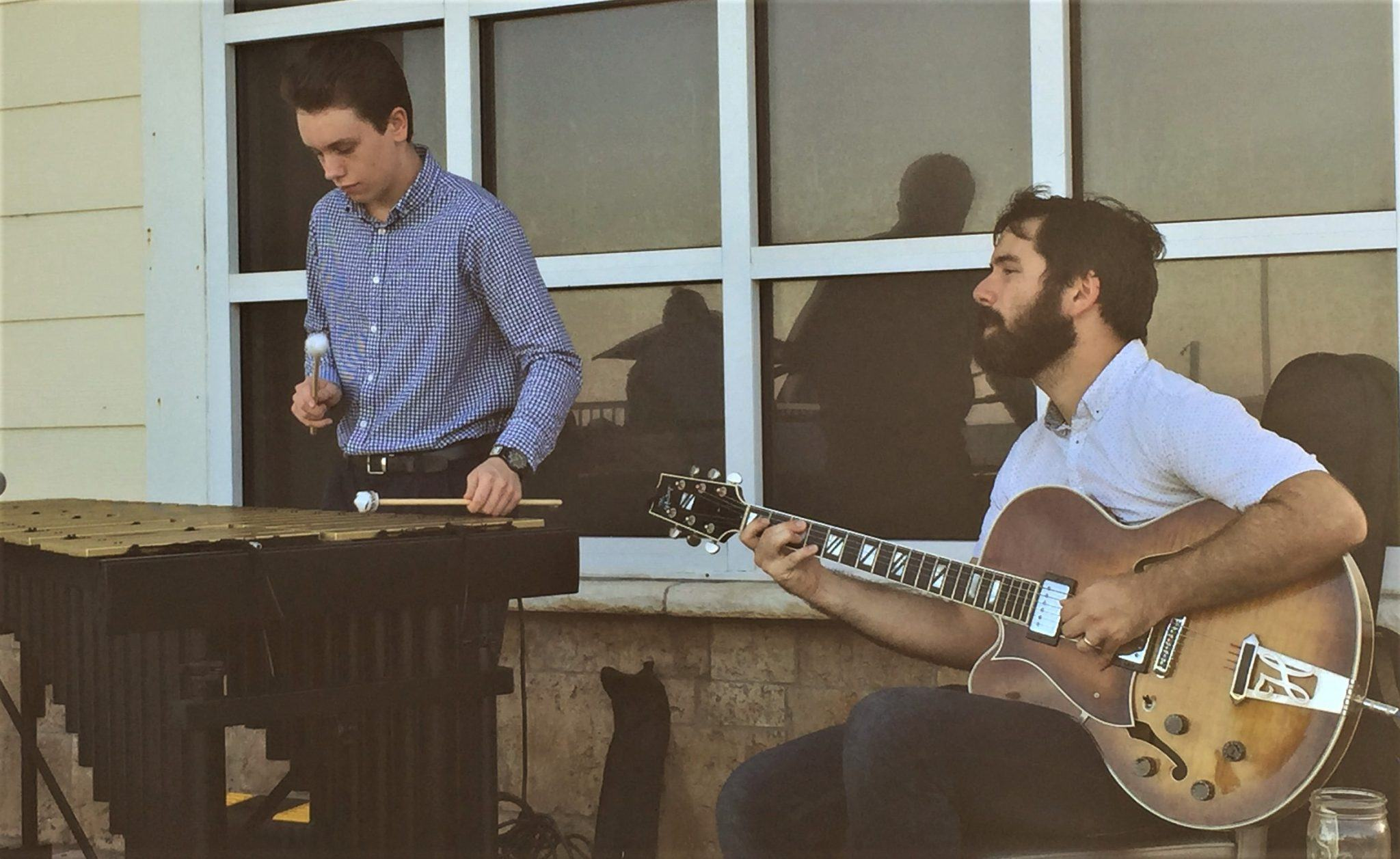 Abe Alam/James Hall Duo