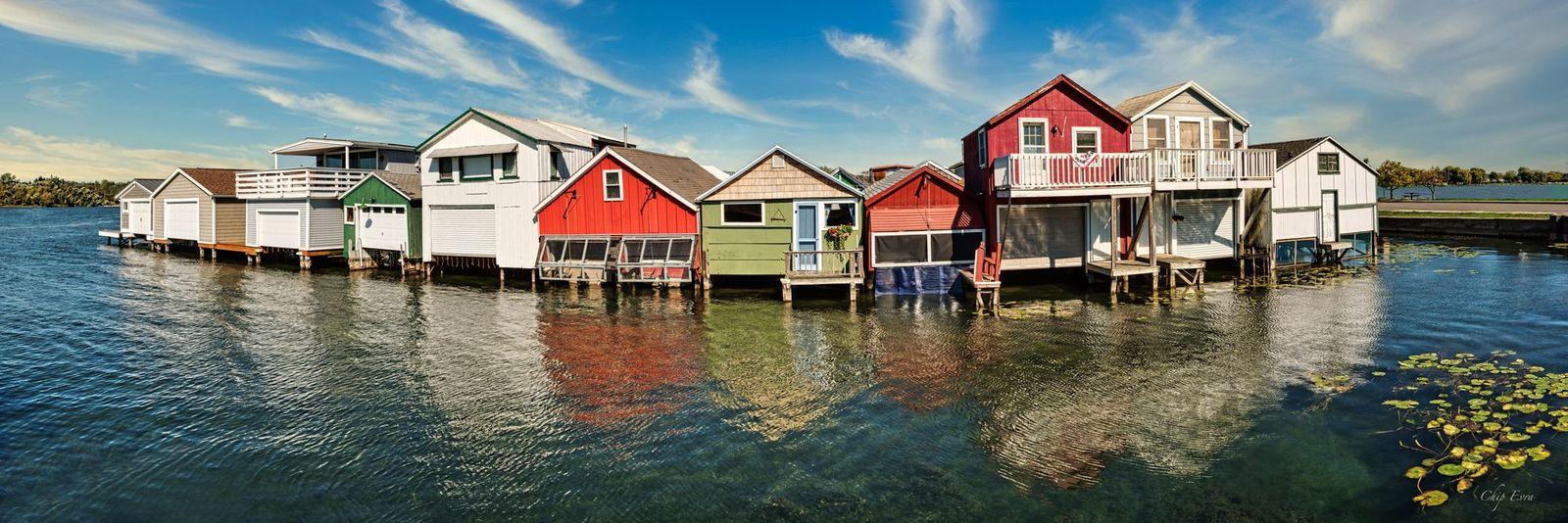 Evra Boathouse