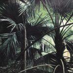 Gessinger, Al_Deep Jungle_ Oil on Canvas_18x24