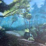 Gessinger, Al_Palmetto Path_Oil on Canvas_30x40.jpg